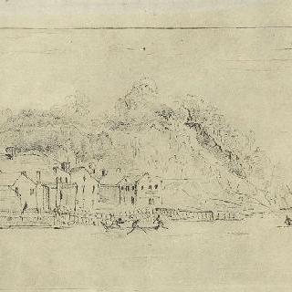 내처즈 항구 (1829년 5월 10일)