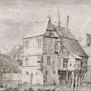 튜튼 기사단의 우트마르숨의 옛 지휘 건물
