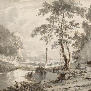 강가의 길