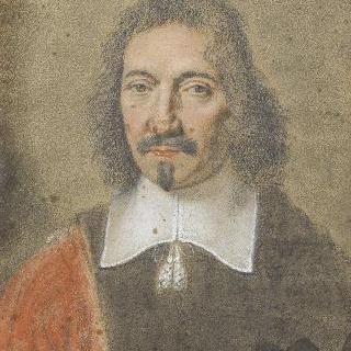 프랑수아 드 메스므 (1595-1650), 아보 백작의 정면 흉상