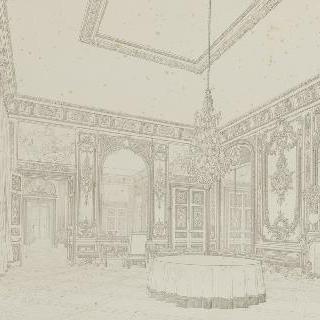 베르사유 궁, 의회실