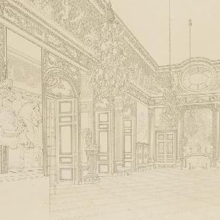 베르사유 궁, 대합실