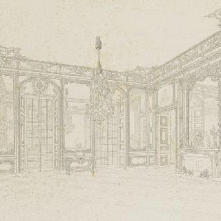 베르사유 궁, 루이 15세의 침실