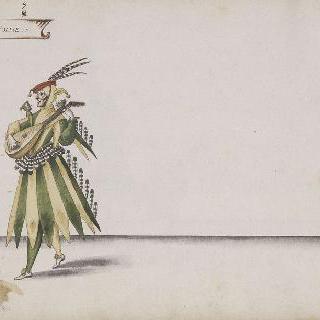 앨범 : 성 제르망 숲의 요정들의 발레 : 폴리 이야기
