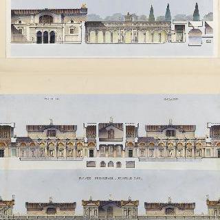 루테티아 온천과 클루니 호텔의 복원, 도판 14