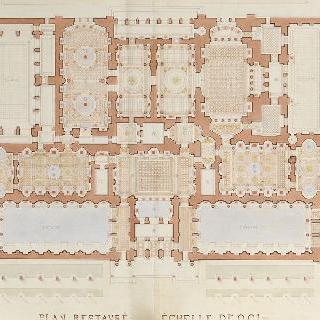 루테티아 온천과 클루니 호텔의 복원, 도판 8