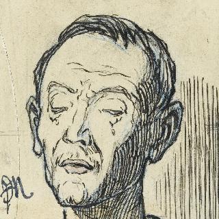 남자의 얼굴