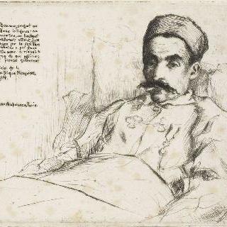 앳 암마르 아슈르 벤 아마르의 초상