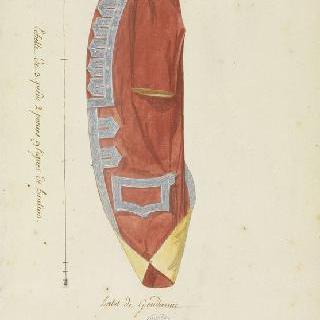 1772년 헌병대의 의복