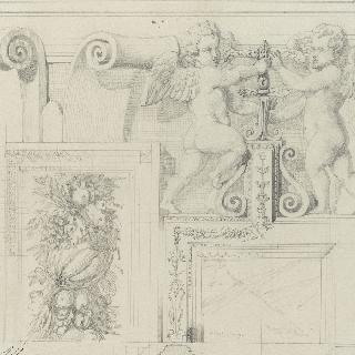 퐁텐블로 궁 연구 : 프랑수아 1세 회랑