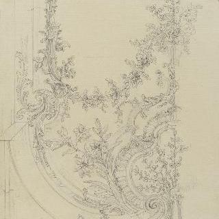 퐁텐블로 궁 연구 : 왕좌실