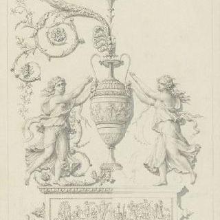 퐁텐블로 궁 연구 : 왕비의 놀이 살롱