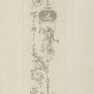 퐁텐블로 궁 연구 : 왕비의 집무실 이미지