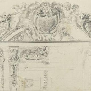 퐁텐블로 궁 연구 : 대입구