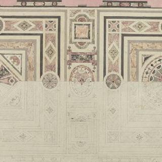 퐁텐블로 궁 연구 : 삼위일체 예배당