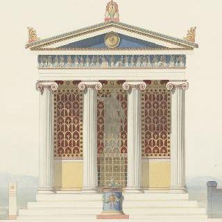 아테네의 날개없는 승리의 여신상의 신전