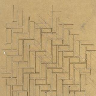 모자이크 : 사각형의 바둑판 무늬