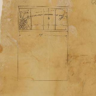 카스텔 베랑제르 : 욕실과 가게 뒷방의 스테인드 글라스