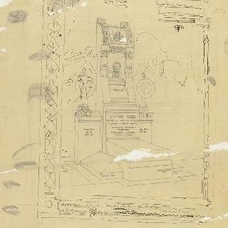 빅토르 로즈의 무덤