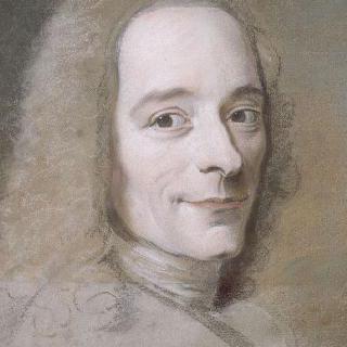 볼테르의 초상 (1735)