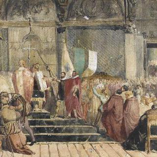 1593년 7월 25일 성드니에서의 앙리 4세의 개종