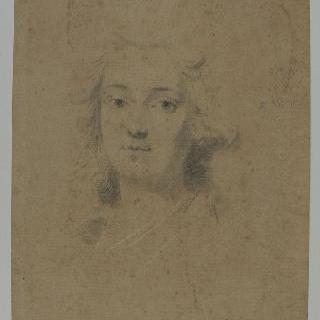 드 빌레르 부인의 초상