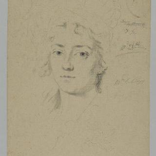 드 블라니 부인의 초상