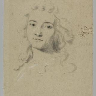 마드무아젤 카르팡티에르의 초상
