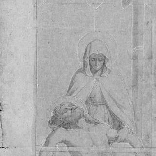 성모의 무릎 위의 죽은 그리스도