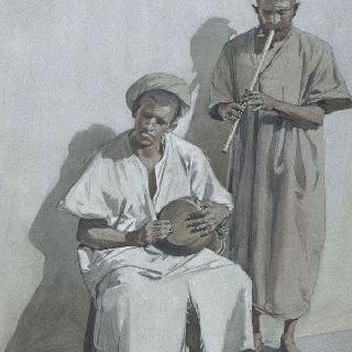 아랍인 음악가들
