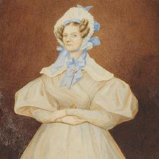스테판 마르텔 부인의 초상