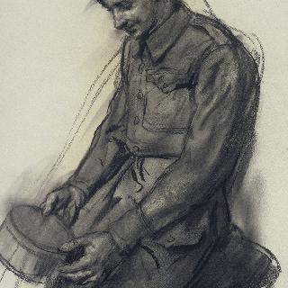 피에르 샹폰의 초상, 101-22 대대