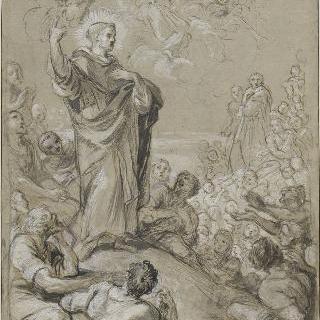 성 뱅상 페리에의 선교 ()