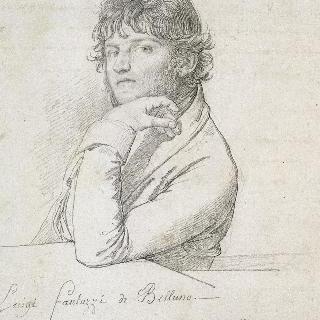 루이기 판투치 디 벨루노의 초상