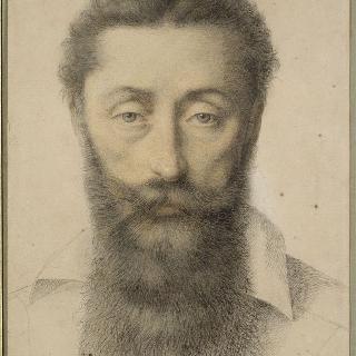 니콜라 브뤼라르 드 실르리 대법관의 추정 초상 (1544-1624)