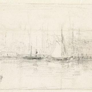 암스테르담의 항구
