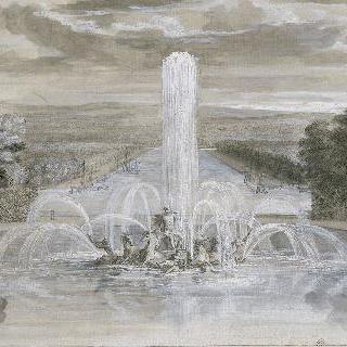베르사유의 아폴론 연못