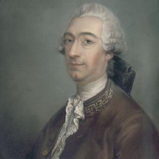 클로드 프로스페 졸리오 드 크레비용 주니어의 초상 (1707-1777), 작가