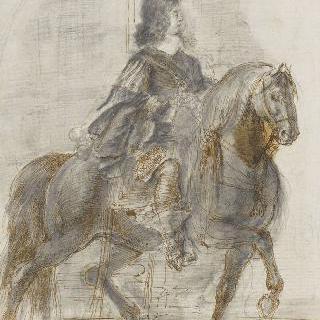 메디시스 공작 코슴 3세의 기마 초상