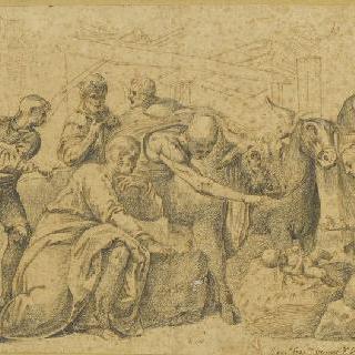 목자들의 경배