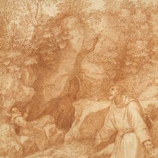 성 프랑수아의 성흔의 발현