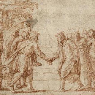 사투르누스와 자누스의 만남