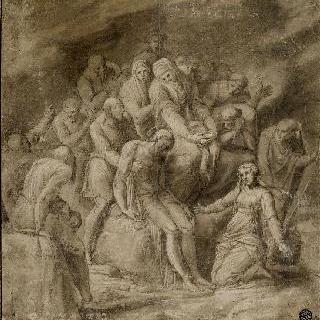 그리스도의 죽음에 대한 비통함