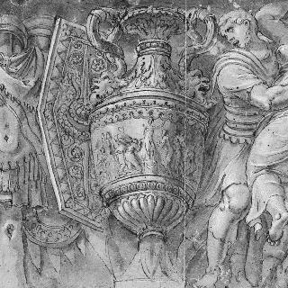 전리품, 항아리, 사비나 여인을 납치한 로마인