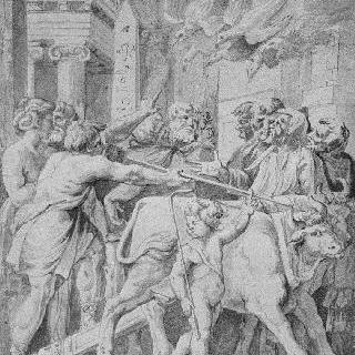 로물루스의 로마 건국