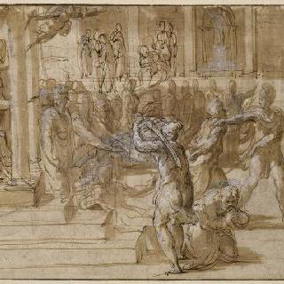 성 바오르의 순교