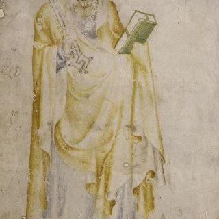 열쇠와 책을 들고 있는 성 베드로