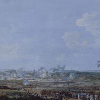 로벤달 사령관의 베르그 옵 줌 점령 (1747년 7월 14일 ~ 9월 15일)