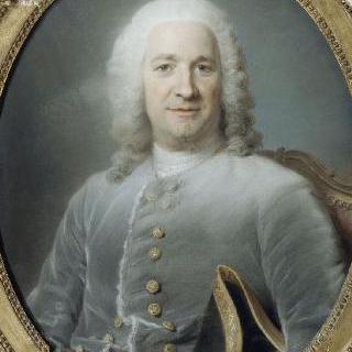 장 파리 드 몽마르텔의 초상 (1690-1766)