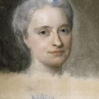 마리 조제프 드 작센의 초상, 프랑스 황태녀 (1731-1767)